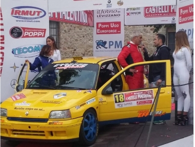 EFFERREMOTORSPORT – EfferreMotorsport in forze al Rally Day Castelli piacentini