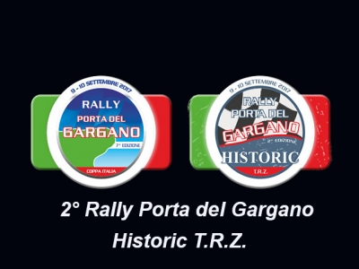2° Rally Porta del Gargano Historic