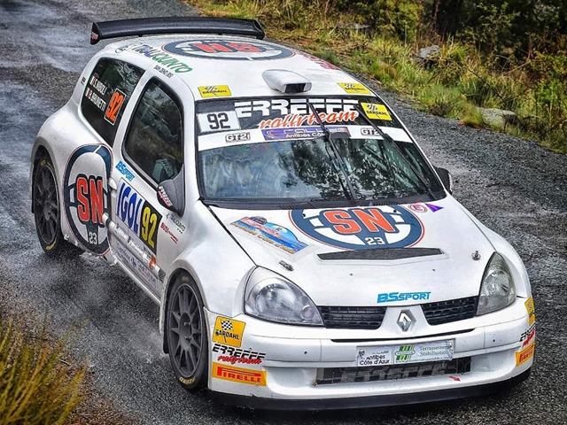 WEEKEND DI PODI PER L'ERREFFE RALLY TEAM-BARDAHL
