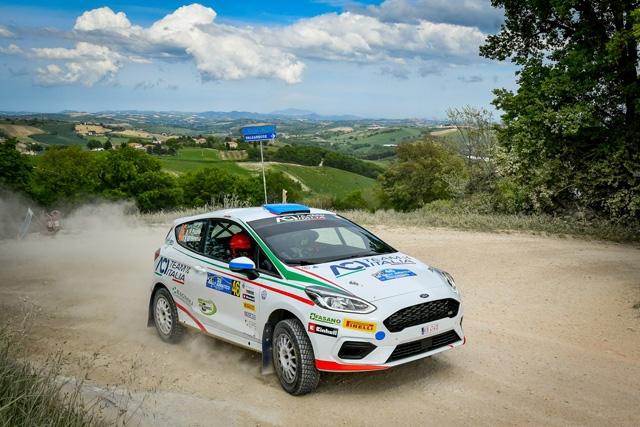 Pasquale Pucella in Sardegna per la prima esperienza nel WRC