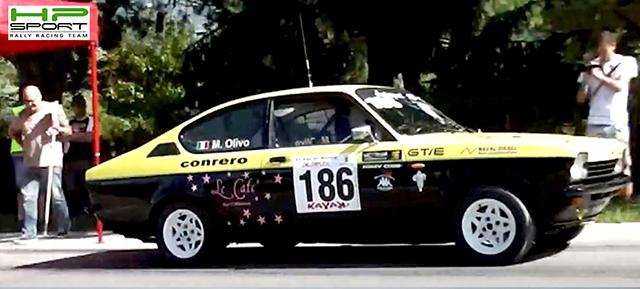 HP Sport RRT con Matteo Olivo  alla cronoscalata di Pedavena