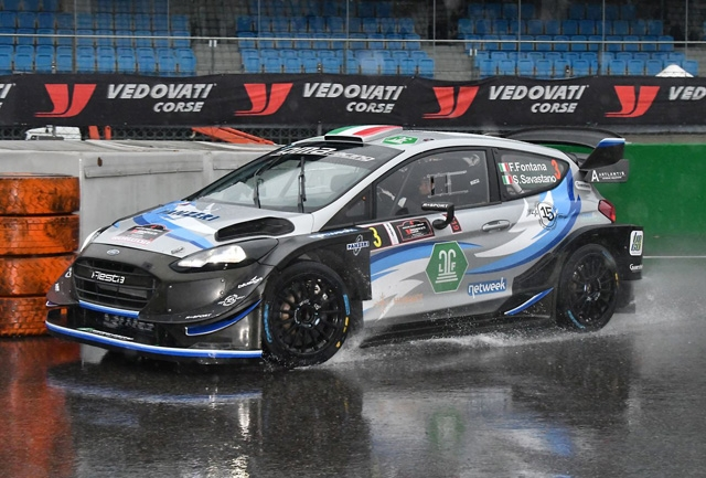 "ARRIVATA LA PRIMA ""STAR""  ISCRITTA ALL'ADRIA RALLY SHOW:  LA FORD FIESTA WRC ""PLUS"""