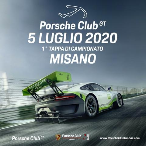 Domenica a Misano il primo atto del Porsche Club GT con 41 iscritti