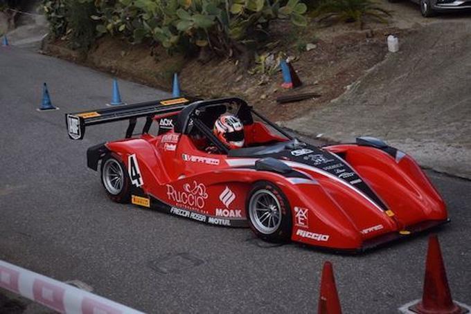 Con il 26° Slalom Torregrotta - Roccavaldina il Tricolore torna a Messina