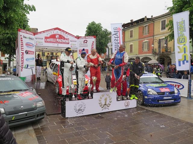 Il 3° Rally dei Castelli Piacentini rinviato a data da destinarsi