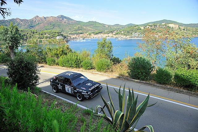 """XXXI Rallye Elba Storico-Trofeo Locman Italy:  arriva una nuova ed esaltante sfida """"storica"""" continentale e tricolore"""