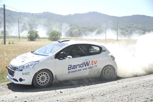 Trevisani e HP Sport al via del Campionato Italiano Rally Terra e nel Tour European Rally (T.E.R.)