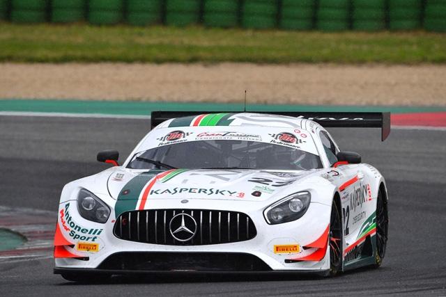 Pole e top-5 per Rovera a Misano su Mercedes, ora Hockenheim