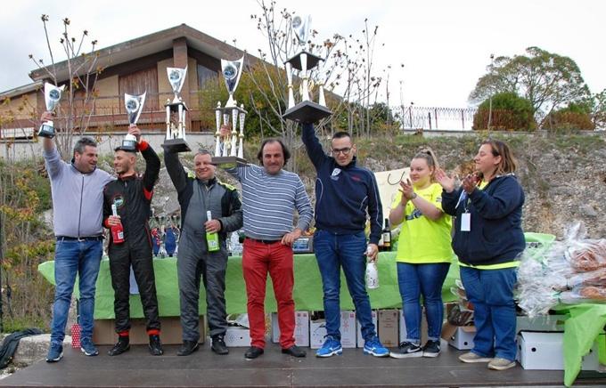 Ottobre 2021: torna lo Slalom dei Due Comuni a Frosinone