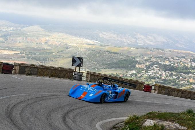 Il tricolore Auto Storiche in Sicilia per la 6^ Salita Storica Monte Erice