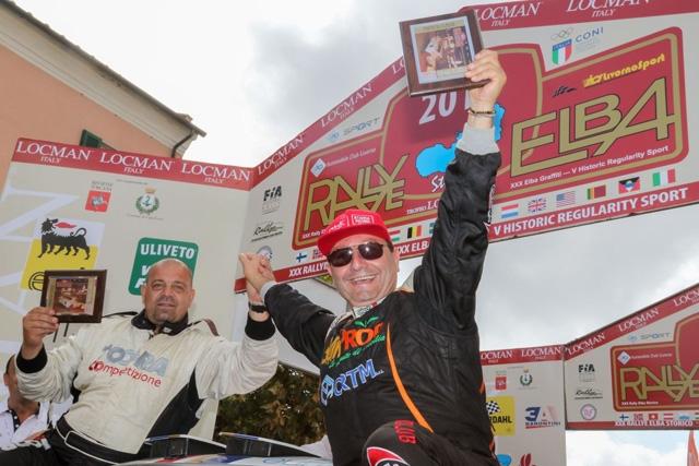 Il XXXI Rallye Elba Storico-Trofeo Locman Italy  si presenta con tre grandi novità