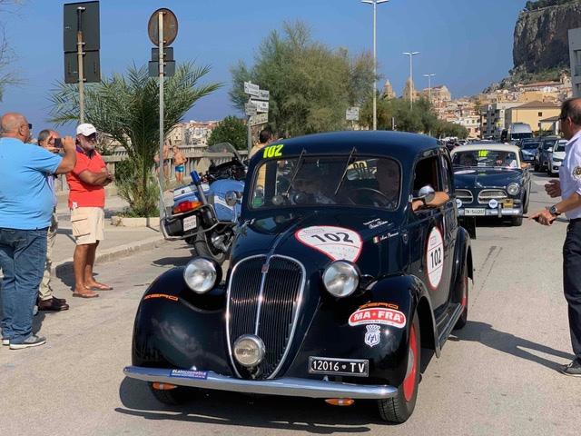 Targa Florio Classica 2019 rivive il mito di Floriopoli e delle Madonie