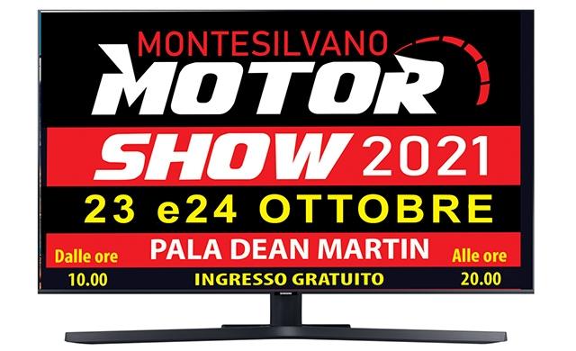 23 e 24 Ottobre Montesilvano Motor Show 2021, da non perdere!