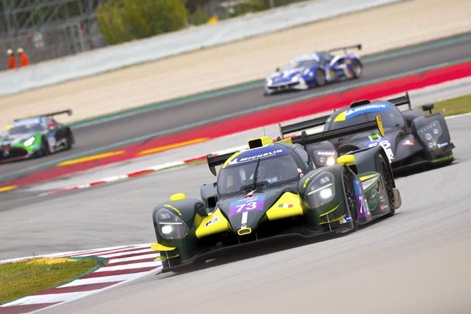 Peccenini torna in azione a Le Castellet nella Le Mans Cup