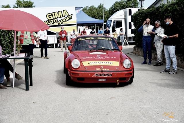 Soddisfazione per la scuderia RO racing che con Lombardo-Ratnayake ha vinto la Targa Florio Historic 2020.