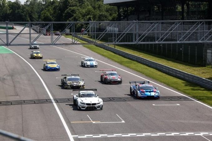 Sfide per sette campionati nel primo Peroni Race Weekend a Monza