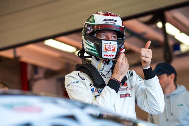 Fenici punta alla Porsche Sports Cup Suisse con la nuova Cayman