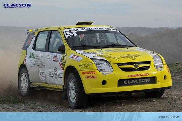 BUON VAL D'ORCIA PER CLACSON MOTORSPORT