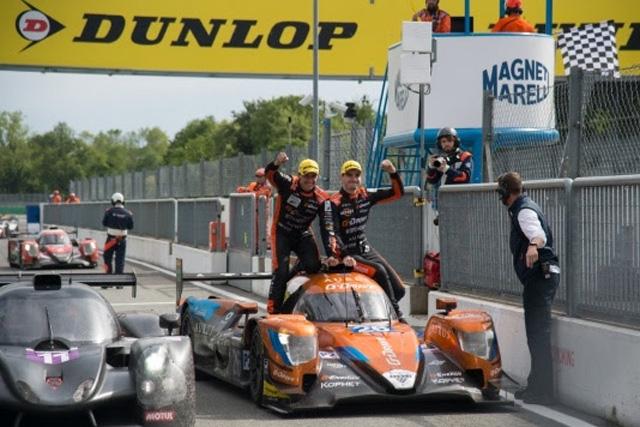 4 Ore di Monza: G-Drive Racing è di nuovo prima, Cairoli-Pera-Reid sul tetto della LMGTE