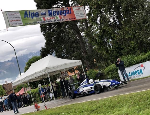 La 46^Alpe del Nevegal aprirà il CIVM 2020