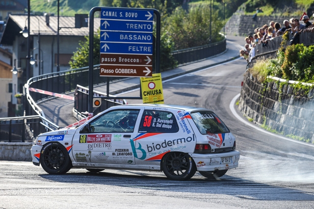 Rally S. Martino di Castrozza e Primiero positivo per Pintarally Motorsport.