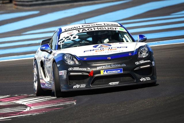Fenici all'esame di Imola nella Porsche Sports Cup Suisse