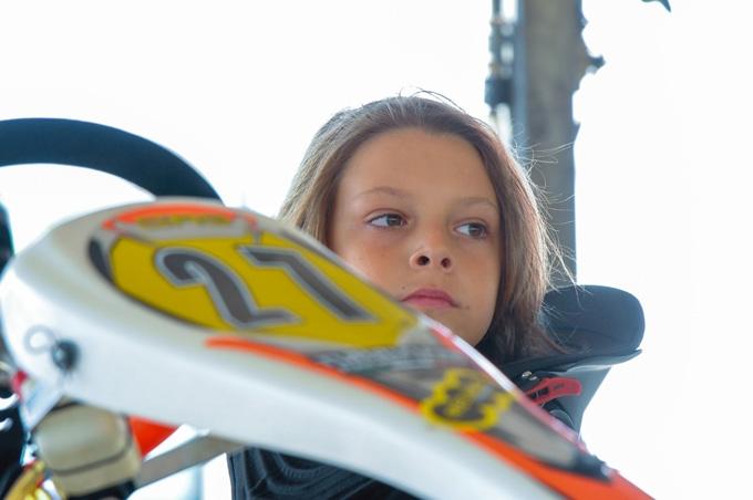 4° round del Campionato Italiano Aci Karting.