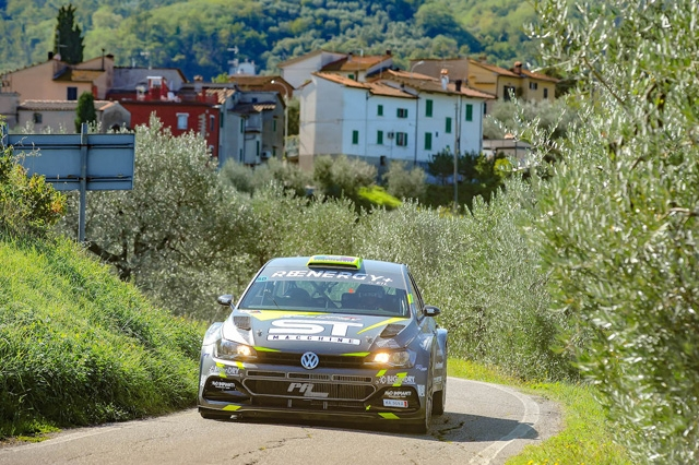 Movisport al via in Maremma: Rudy Michelini cerca il bis con la Polo R5 ed il poker in gara