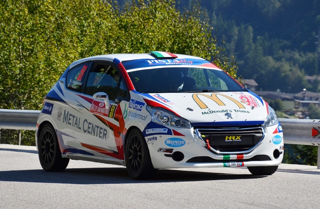 WEEKEND DI PODI PER LA PINTARALLY MOTORSPORT