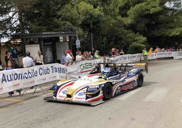 Magliona e Dondi i Campioni Italiani CST Sport alla Monte Erice