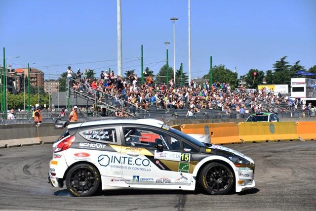 Sfortuna ma nessun rimpianto al Milano Rally Show