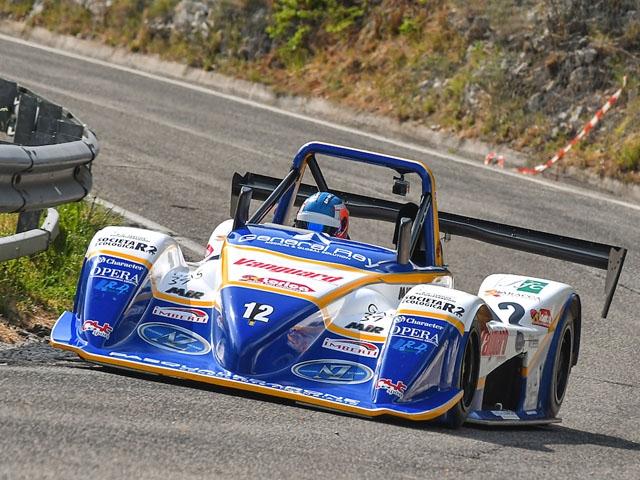 Magliona torna in gara a Gubbio per il 54° Trofeo Luigi Fagioli