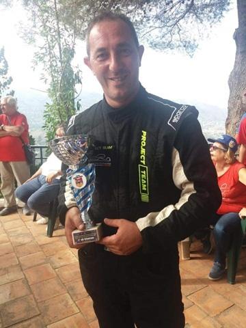 Giacalone Salvatore Campione siciliano 2018.