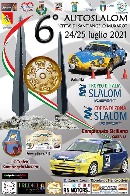 TROFEO D'ITALIA SUD - COPPA SLALOM  5° ZONA - CAMPIONATO SICILIANO - CHALLENGE PAOLIKE'