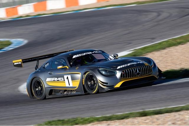 Rivoluzione Rovera sulla Mercedes-AMG GT3 nel Tricolore Gran Turismo 2019