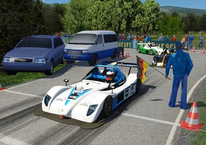 MSC Academy: Bulgari trionfa a Trier. Grande afflusso di nuovi piloti virtuali nella prima tappa in