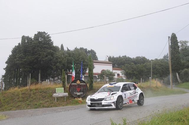 IN DUE AL COMANDO: LUCA PIEROTTI E ANDREA TADDEI ACCENDONO IL FINALE DEL PREMIO RALLY AUTOMOBILE CLUB LUCCA