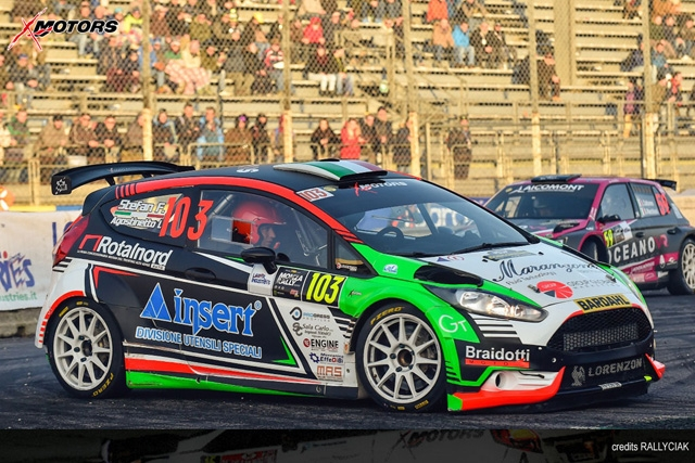 IN CRESCENDO IL MONZA RALLY SHOW DI STEFAN