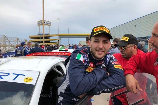 Ritorno di Marco Pollara in R5 al Rally di Tindari. Al suo fianco il messinese Rosario Siragusano