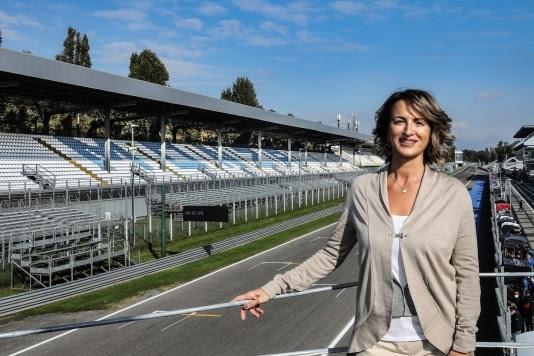 Alessandra Zinno è il nuovo Direttore Generale dell'Autodromo Nazionale Monza