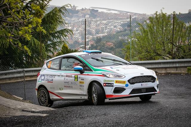 66° Rallye Sanremo, traguardo raggiunto per Pasquale Pucella