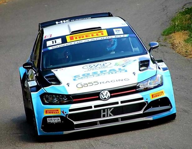 Gass Racing nel campionato wrc al Casentino