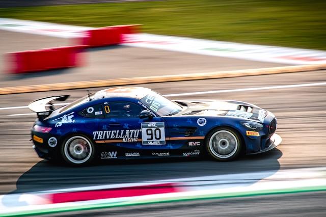 Primi punti per Trivellato Racing nel GT4 Europeo a Monza