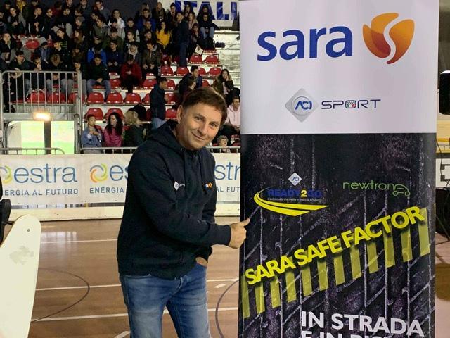 Sara Safe Factor 2020 parte dal Mugello Circuit con i test drive