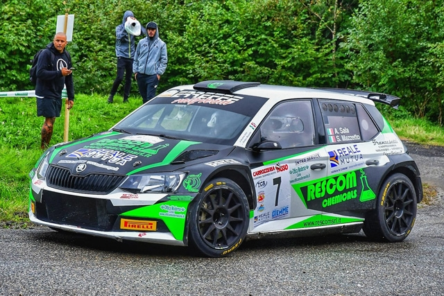 L'ERREFFE RALLY TEAM-BARDAHL ARCHIVIA UN ALTRO WEEKEND POSITIVO