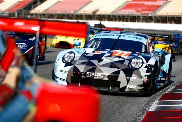 La Porsche 911 RSR di Riccardo Pera è quinta dopo 6h di gara nel Campionato Mondiale endurance in Giappone.