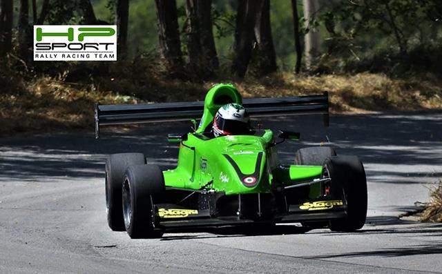 HP Sport RRT vola in Sardegna con Davide Belli per lo Slalom Seredda-Ittiri