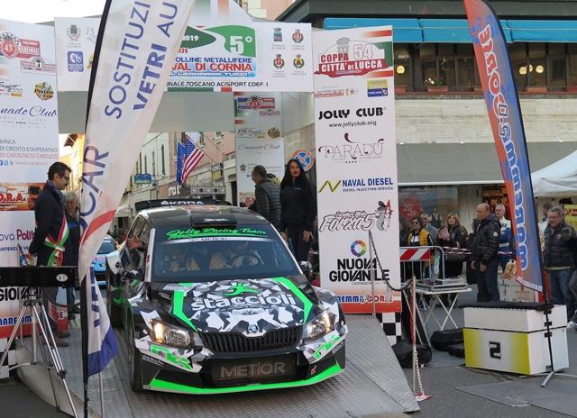 Il 6° Rally Colline Metallifere e Val di Cornia con la nuova data: 4 e 5 aprile.