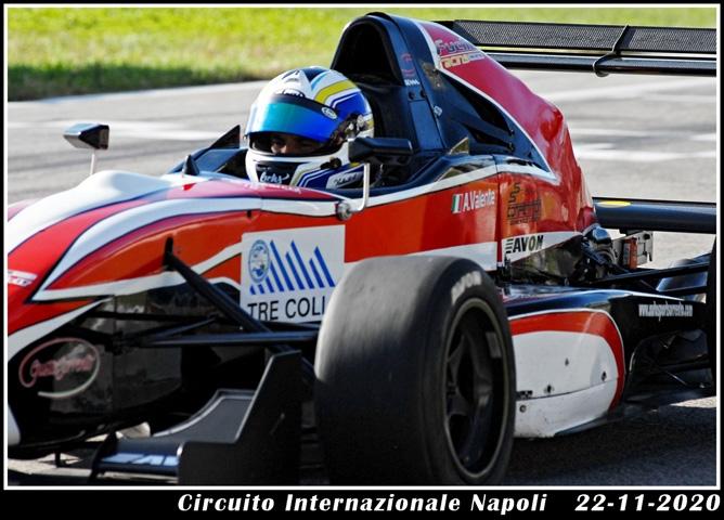 Valente Alessandro al SUPER MASTER RACING