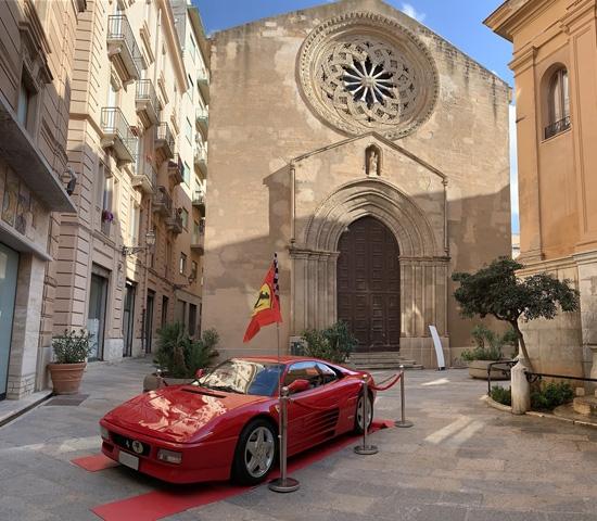 A Trapani il primo ritrovo delle Scuderie Ferrari Club di tutta la Sicilia. 21 e 22 Dicembre 2019